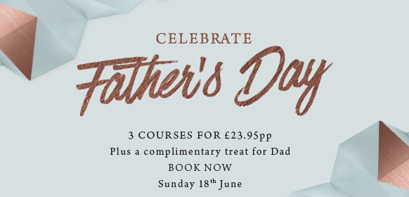 Father's Day at The St George & Dragon - Book now