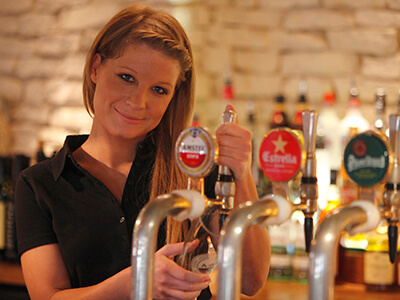 Bar jobs at The St George & Dragon